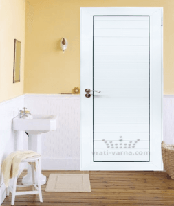 aluminieva vrata za banya