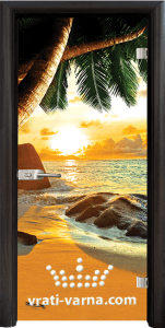 Print G 13 14 Beach sunset B