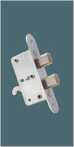 Brava za metalna vrata Komfort