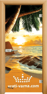 Print G 13 14 Beach sunset A