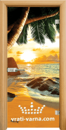 Print G 13 14 Beach sunset A