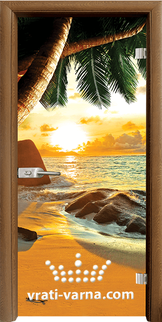 Print G 13 14 Beach sunset C