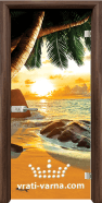 Print G 13 14 Beach sunset T