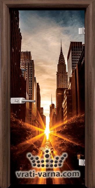 Print G 13 18 New York T