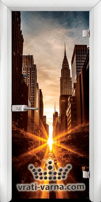 Print G 13 18 New York W
